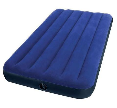 Intex Twin Classic Downy Airbed Mattress
