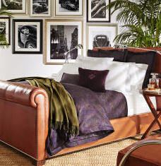 Up to 65% Off Home Furnishings Sale @ Ralph Lauren