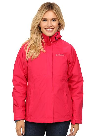Columbia Nordic Cold Front™ Interchange Jacket, Multiple Colors
