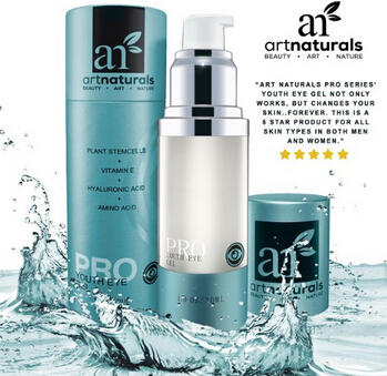 ArtNaturals - The Best Eye Wrinkle Cream / Gel 1 oz
