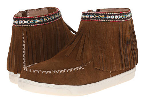 Minnetonka Vienna Ankle Boot