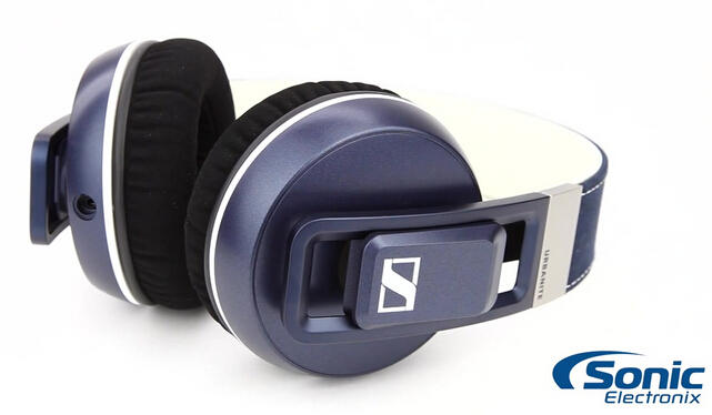 Sennheiser Urbanite XL Galaxy Over-Ear Headphones - Denim