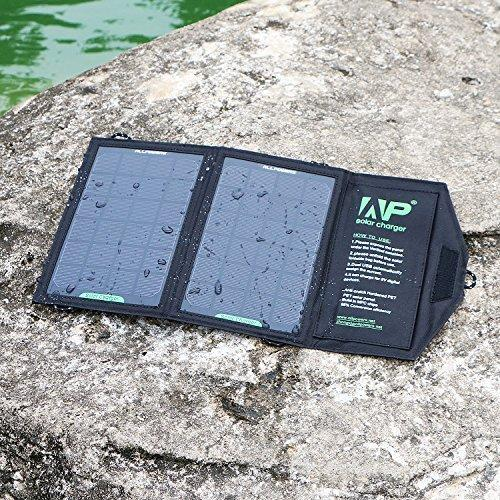 ALLPOWERS 8W Foldable Solar Charger Panel
