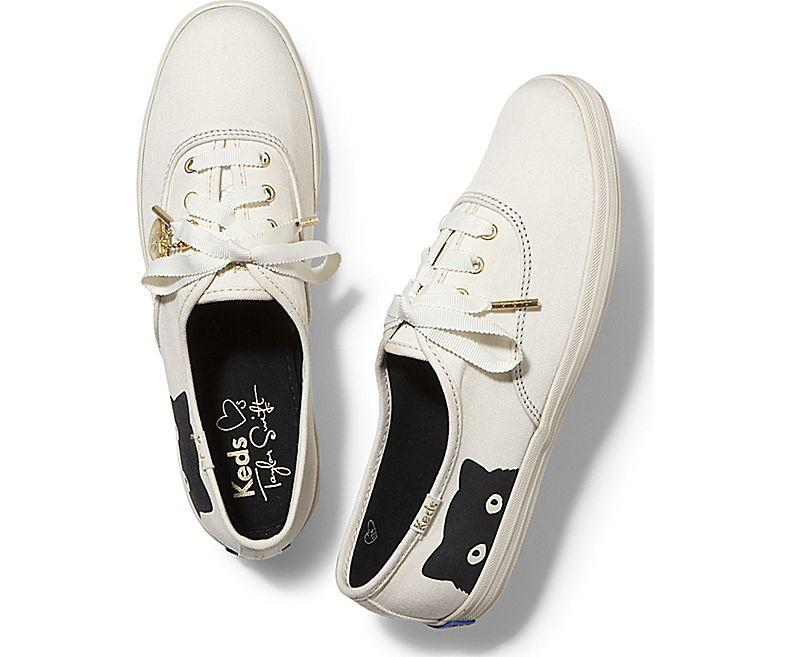 Keds Champion Taylor Swift Cat Cream