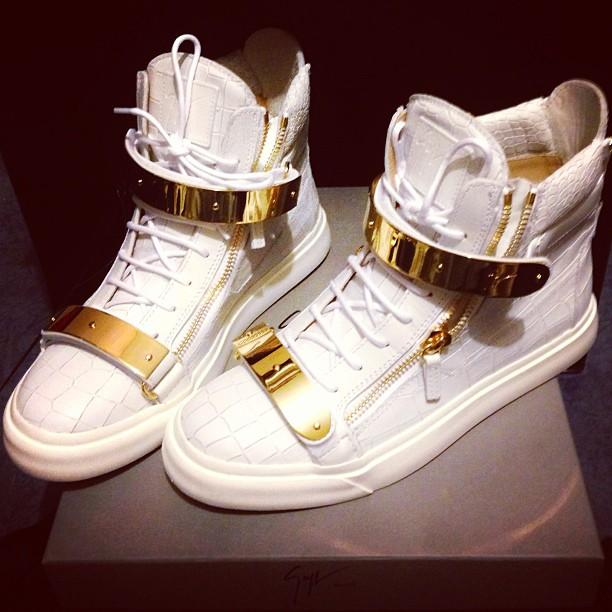 Start at $665 New Arrival Giuseppe Zanotti Shoes @ Zappos.com