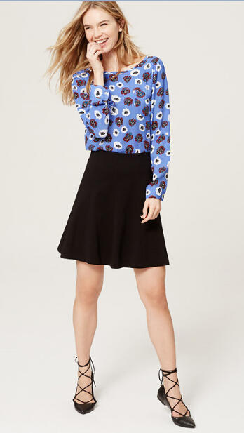 40% Off Select Styles + Extra 40% Off Sale Items @ Loft