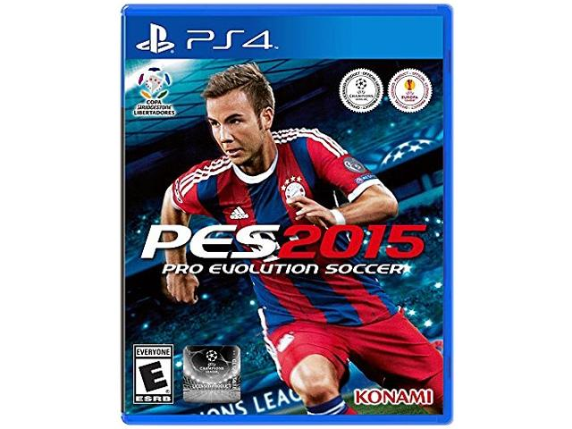 Pro Evolution Soccer 2015 - PlayStation 4/ Xbox One