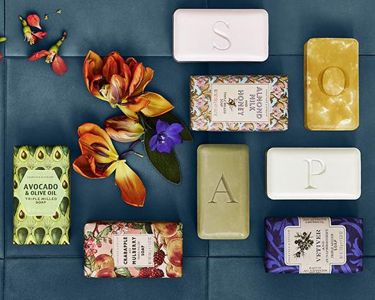 Buy 3 Get 2 Free Crabtree & Evelyn Select Bar Soaps