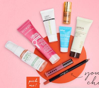 Free 8 Piece Deluxe Sampleswith Orders of $50 or More @ ULTA Beauty