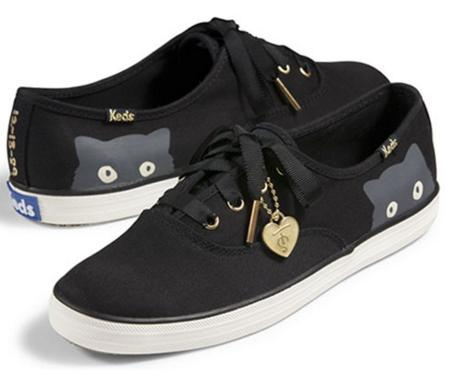 Keds Women's Taylor Swift Sneaky Cat Fashion Sneaker