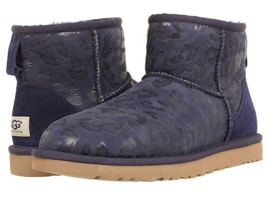 UGG Classic Mini Leopard Women's Boots On Sale @ 6PM.com