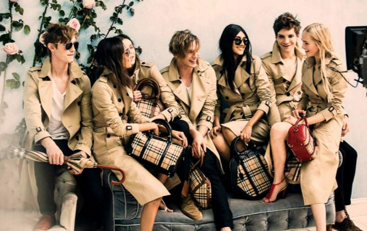 Up to 25% Off Burberry Apparel, Handbags and More @ Bloomingdales