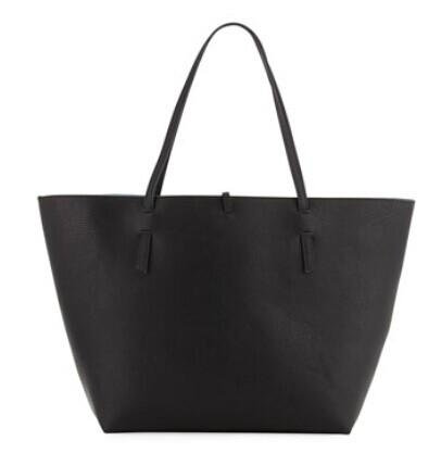Neiman Marcus  Reversible Faux-Leather Tote Bag @ LastCall by Neiman Marcus