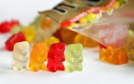 $7.2 Haribo Gold-Bears, 2-Ounce Packages (Pack of 24)