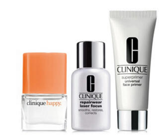 Free 3 Pc Gift with $39.50 Clinique Purchase @Nordstrom