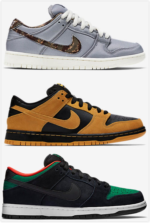 NIKE SB DUNK LOW PRO UNISEX SKATEBOARDING SHOE On Sale @ Nike Store