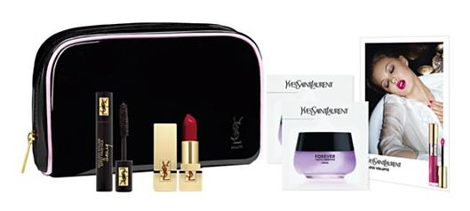 20-piece gift With $125 purchase of Yves Saint Laurent Beauty