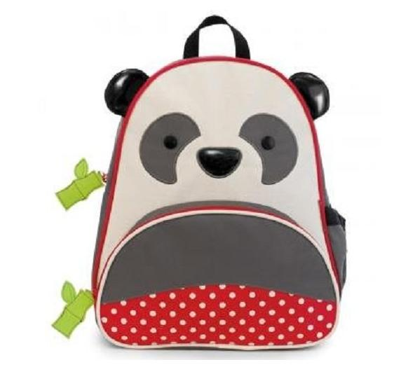 Skip Hop Zoo Little Kid Backpack, Panda@ Amazon