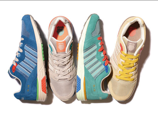 Up to 64% Off K-Swiss Women's Sneakers @ 6PM.com