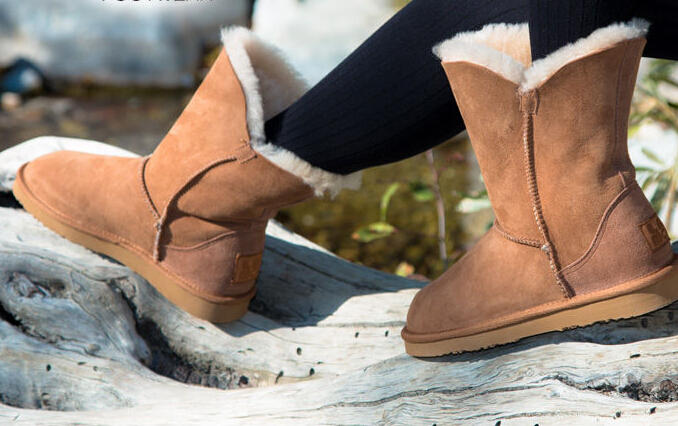 Up to 71% Off Lamo Womens Winter Boots @ 6PM.com
