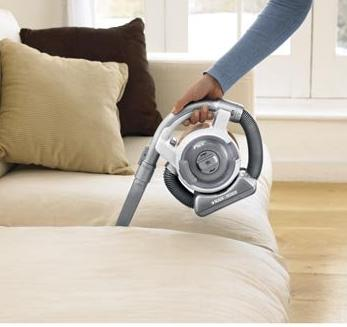 Lowest price! $39 Black & Decker Flex Vac Cordless Ultra-Compact Vacuum Cleaner