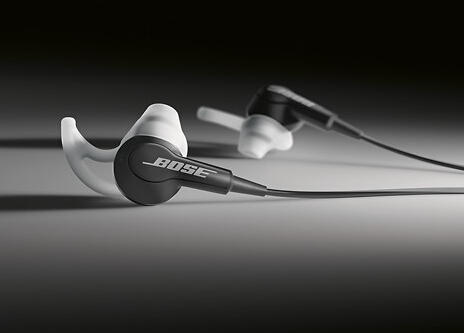 Bose SoundTrue In-Ear Headphones (iOS) - Black