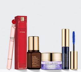 Free 4 Deluxe Samples with $50 Purchase @ Estee Lauder