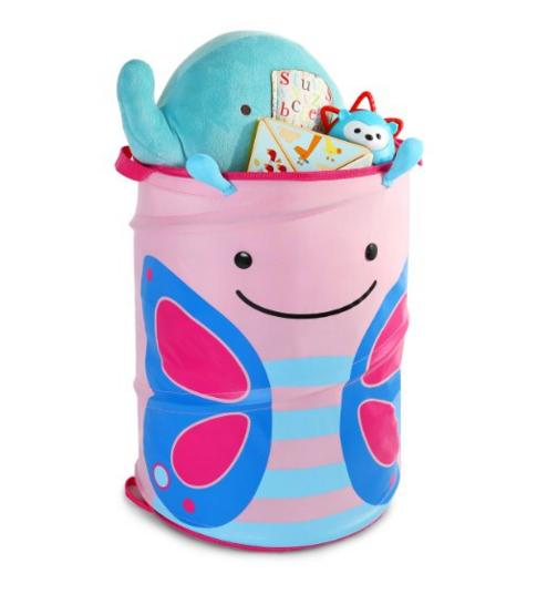 Skip Hop Zoo Pop-Up Hamper, Butterfly