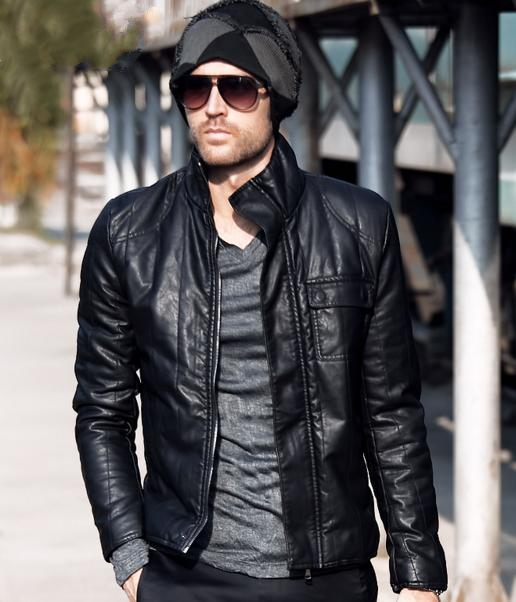 Up to 70% Off Men's Real Leather Jackets @ Amazon