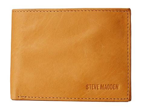 Steve Madden Two-Tone Passcase