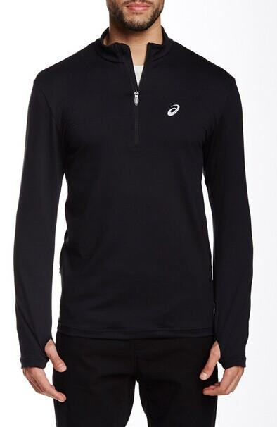 ASICS Long Sleeve 1/2 Zip Sweater @ Nordstrom Rack