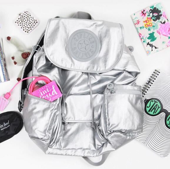 Free Tote with $100 Purchase @Kipling USA