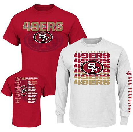 From $10.00 NFL Men's Clearance Apparel  @ HSN