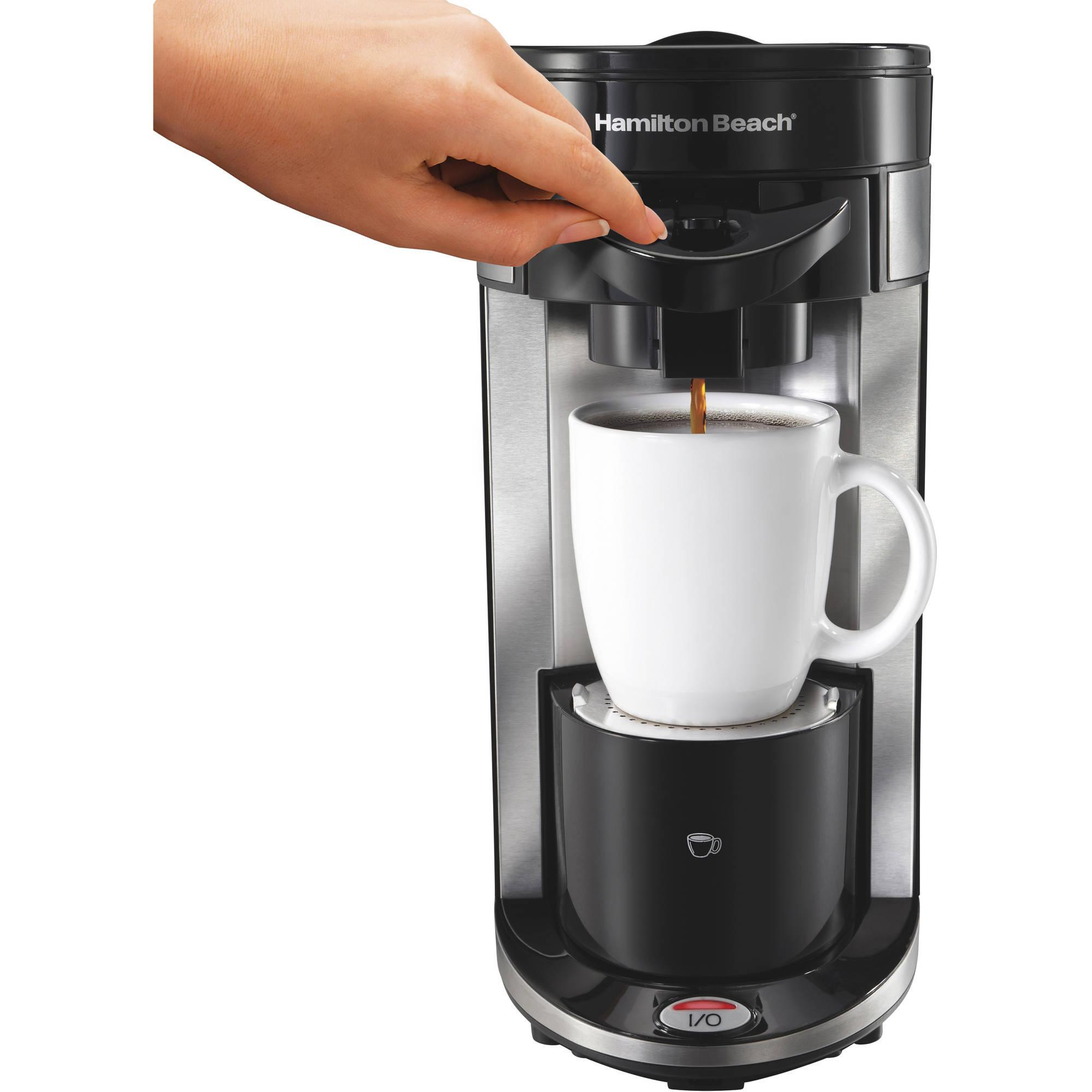 Hamilton Beach Flex Brew Single Serve Coffeemaker @ Bon-Ton