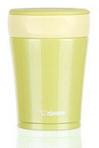 $27.55 Zojirushi SW-GA36-GF Stainless Steel Food Jar, Avocado Green