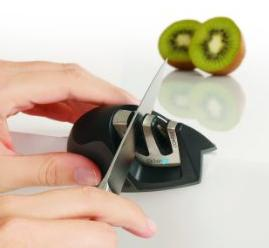 $5.99 KitchenIQ 50009 Edge Grip 2 Stage Knife Sharpener @ Amazon