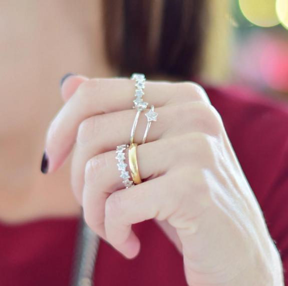 Up to 61% Off Pandora Rings On Sale @ Hautelook