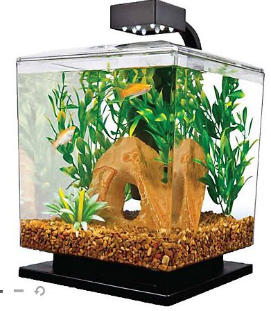 Tetra 1.5-Gallon Desktop Aquarium Kit
