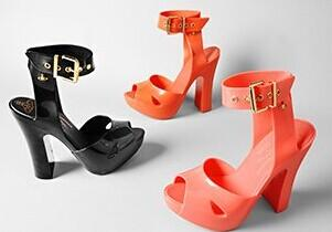 From $55 VIVIENNE WESTWOOD SANDALS @ MYHABIT