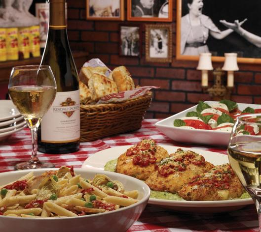 $30 Worth of Family Style Italian Cuisine at Buca di Beppo @ Groupon