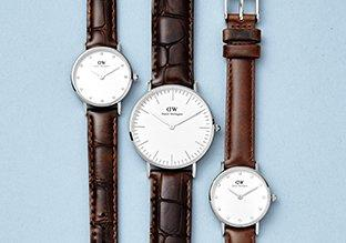 Up to 58% Off Select Daniel Wellington Watches @ MYHABIT