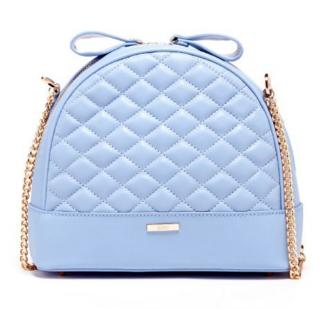 SUSU France Quilted Lambskin Crossbody