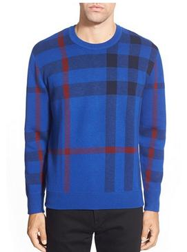 Burberry Brit 'Redbury' Crewneck Sweater