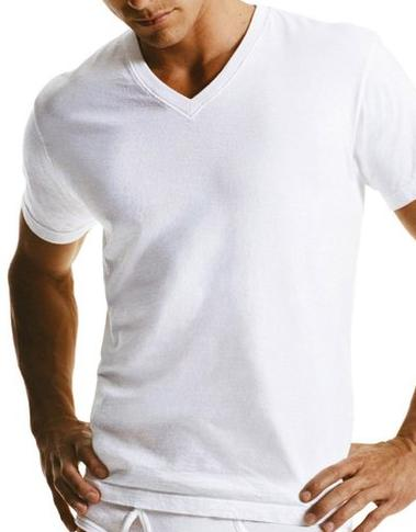 Calvin Klein Men's 2-Pack Cotton Stretch T-Shirt @ Amazon