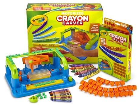 Crayola Crayon Carver Bundle @ Amazon