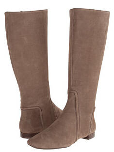 Nine West Sillygoose Taupe Nubuck