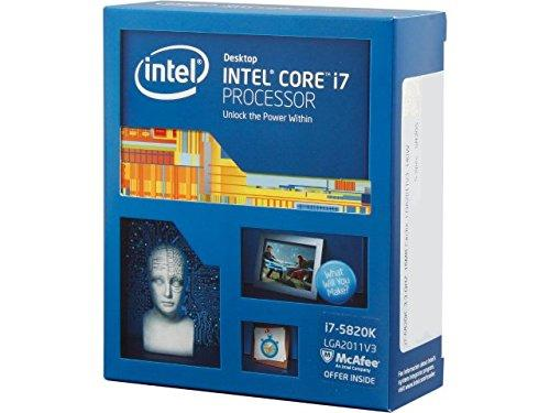 Intel Core i7-5820k 3.3 GHz LGA 2011-V3 Processor