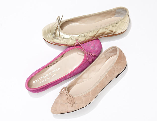 Up to 75% Off Patricia Green Women's Flat @ 6PM.com