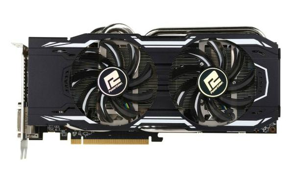 PowerColor PCS+ Radeon R9 380X 4GB GDDR5 Video Card