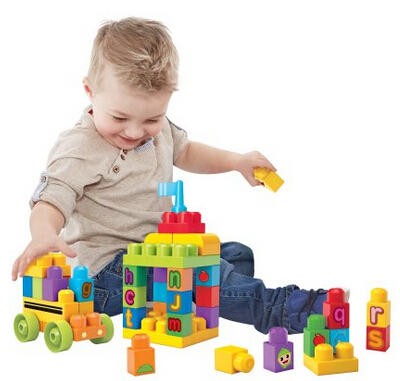 Up to 62% Off Select Mega Bloks Construction Toys @ Amazon.com
